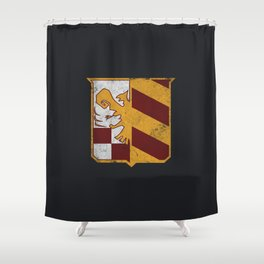 Florentine Eagle - Crest Shower Curtain