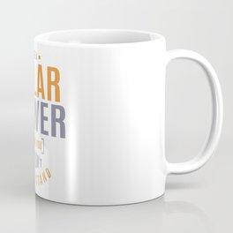Solar Power Thing Coffee Mug