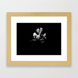 this is my planet Framed Art Print