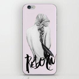 Reborn iPhone Skin