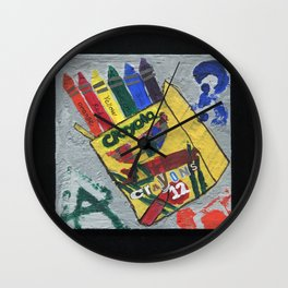 Cryons Wall Clock