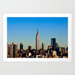 """Empire State"" Art Print"