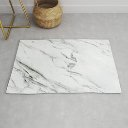 Marble Texture Pattern Rug