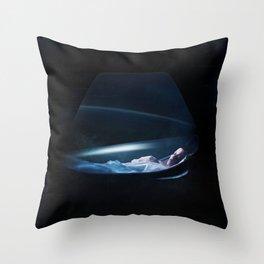 Ellen Ripley Alien fan art Throw Pillow