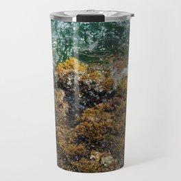 Spanish Coral Travel Mug