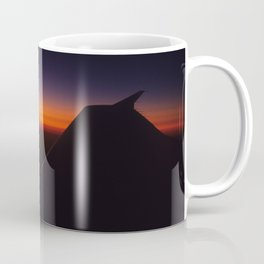Horizon Sunset Coffee Mug