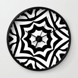 Kaleidoscope Hope Wall Clock