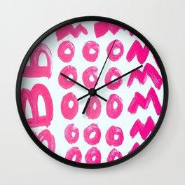 BBBOOOOOOOOOOOOMMM Wall Clock