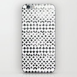 Glimmering Sea Water Mosaic iPhone Skin
