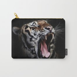 Save animal save Tiger Carry-All Pouch