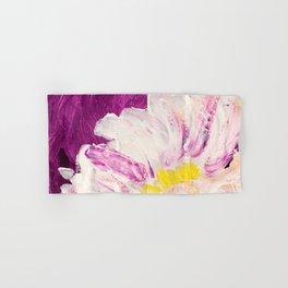Peony and Purple Hand & Bath Towel