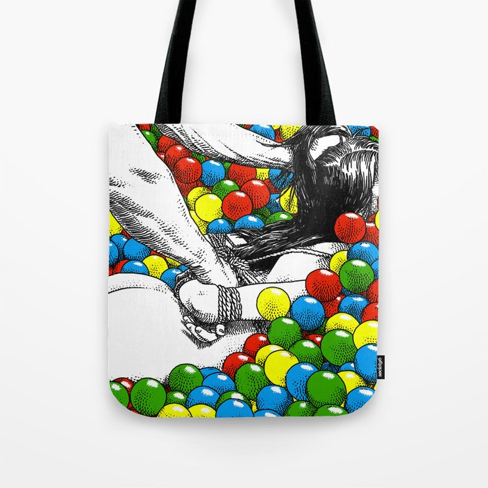 asc 470 - Games allowed in the store after closing time Tote Bag