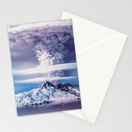 VOLCANO#1 Stationery Cards