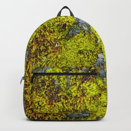 First Day of Moss Season Backpack