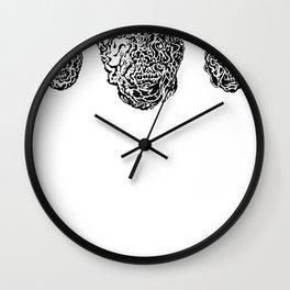 Angels Inside Wall Clock