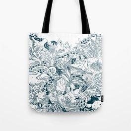 Community Sea life Tote Bag