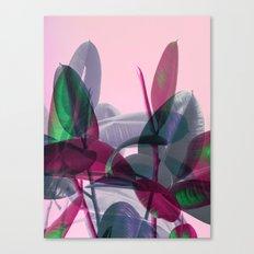Greenery Mix 2 Canvas Print