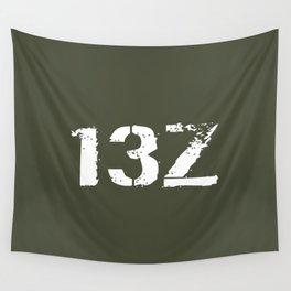 13Z Field Artillery Wall Tapestry