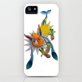 Chymereon— Eeveelutions Mashup iPhone Case