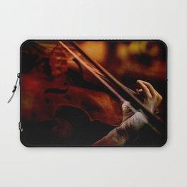 Lacrimosa Violinist Laptop Sleeve