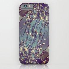 Flower Flip iPhone 6s Slim Case