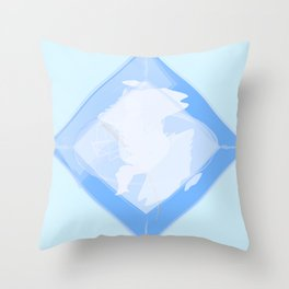 Sprite Throw Pillow