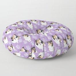 Shetland Sheepdog Sheltie Floor Pillow