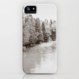 Gooseberry Falls State Park, Minnesota 7 iPhone Case