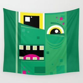 Zombieguy Wall Tapestry