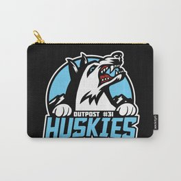 Outpost 31 - Huskies Carry-All Pouch