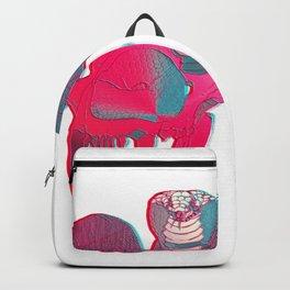 Chimera Skull Backpack