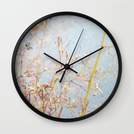 Intersection 4 Wall Clock