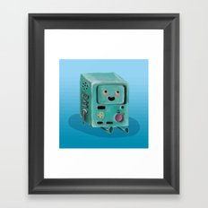 Wo Wants to Play Video Games? Framed Art Print