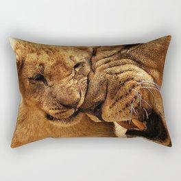 My Kind Of Love Rectangular Pillow