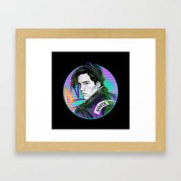 Riverdale's Jughead Framed Art Print