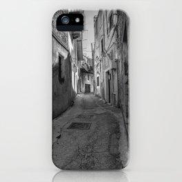 Caltabellotta Sicily iPhone Case