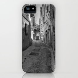 Caltabellotta Sicily iPhone Case