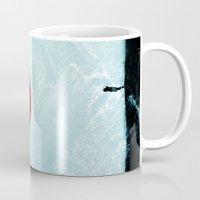 arya stark Mugs featuring Found in isolation by Stoian Hitrov - Sto