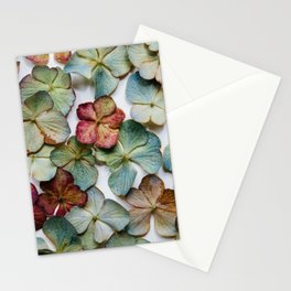 Hydrangea Petals no. 1 Stationery Cards