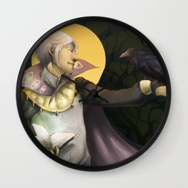 Fire Emblem Awakening: Friend of Ravens Wall Clock