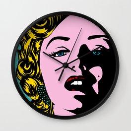 Marilyn01-2 Wall Clock