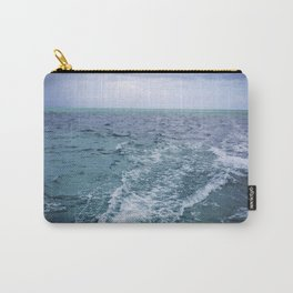 All the Colors of the Sea Carry-All Pouch