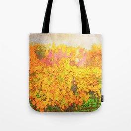 Autumn Vines Tote Bag