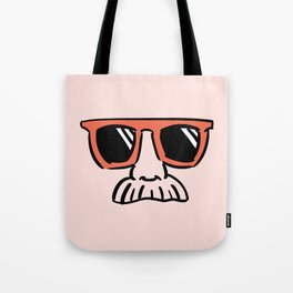 Too Cool (red) Tote Bag