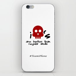 iSkulls iPhone Skin