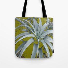 GRACEFUL GREY SUCCULENT GARDEN PLANT MODERN ART Tote Bag