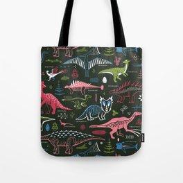 B-List Dinosaurs Tote Bag