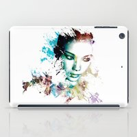 asia iPad Cases featuring Asia by J. Ekstrom