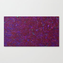 Sea Blood Canvas Print