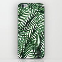 tropical iPhone & iPod Skins featuring Tropical by Elly Liyana